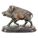Bronzes animaliers et chasse