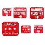 Signalisation Airsoft
