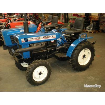 microtracteur 3 cyl iseki 750 cm3 diesel 16 cv 4rm d 39 occas tracteurs et accessoires 132140. Black Bedroom Furniture Sets. Home Design Ideas