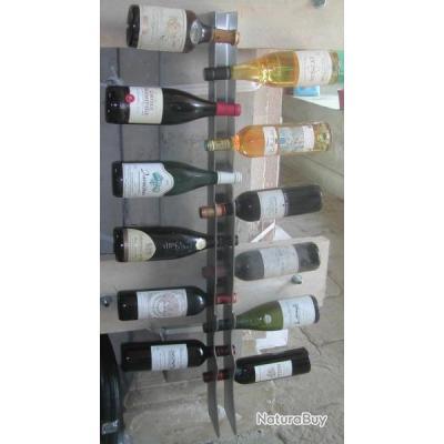 fusil cave vin porte bouteilles cadeau de chasse. Black Bedroom Furniture Sets. Home Design Ideas