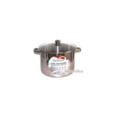 Marmite traiteur GEANTE 16 LITRES 100% inox TRIPLE FOND - Poêles et ... 3a7096a7b91d