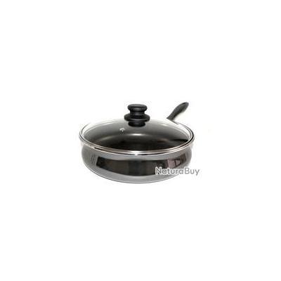 casseroles sauteuse induction vitrinor 26 5cm garantie ustensiles de cuisine 175402. Black Bedroom Furniture Sets. Home Design Ideas