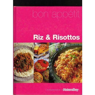 riz et risottos. collection bon appétit