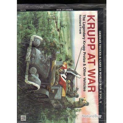 KRUPP en guerre.Krupp Protze et autres véhicules. voiture de reconnaissance