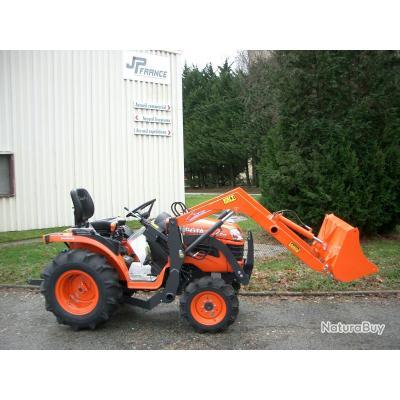 kubota 18 cv b1820 neuf avec chargeur neuf cee tracteurs et accessoires 244329. Black Bedroom Furniture Sets. Home Design Ideas