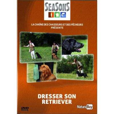 DRESSER SON RETRIEVER -DVD NEUF µ