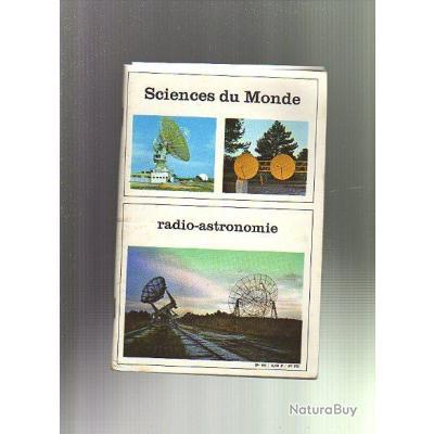 radio-astronomie . Sciences du monde n°86