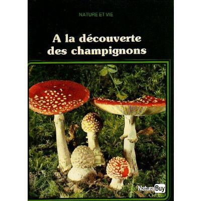 a la d couverte des champignons livres sur les arbres. Black Bedroom Furniture Sets. Home Design Ideas