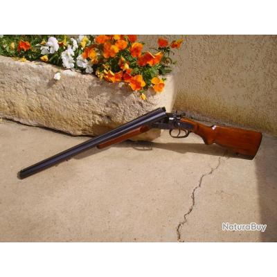 Coach gun fusil à chiens cal 12 x76 be objet vendu vente
