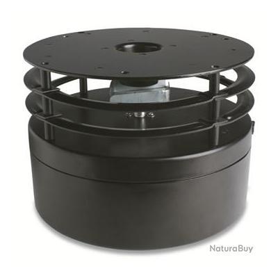 Agrainoir digital 2X 6V en acier