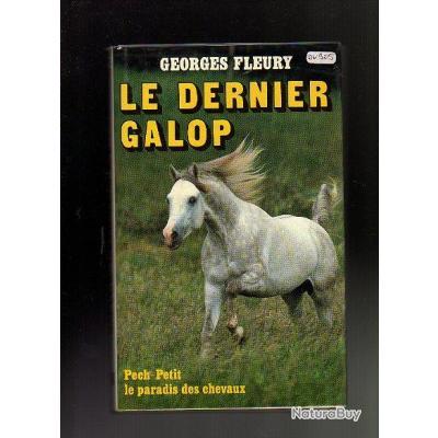 Le dernier galop - Georges Fleury __00001_le-dernier-galop-pech-petit-paradis-chevaux-fleury