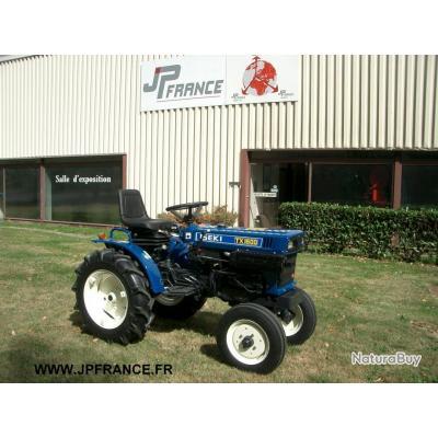 microtracteur 2cyl iseki diesel 15cv 2rm occasion tracteurs et accessoires 397132. Black Bedroom Furniture Sets. Home Design Ideas