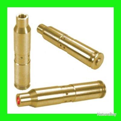 PROMO Balle Laser de Réglage PENTAFLEX 222 Remington VERITABLE ! Qualité professionnelle