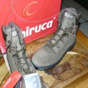 Chaussures Cares Force kaki Chiruca   Chasse et randonnée