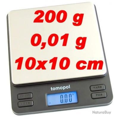 BALANCE POUR POUDRE NOIRE 200 gr précision 0,01 gr  NEUF GRAINS rechargement NEUF