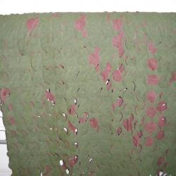 Rideau ajour filet camouflage filets de camouflage 561466 for Rideau exterieur camouflage
