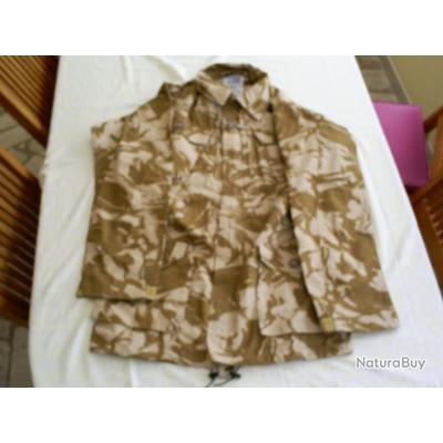 veste jacket militaire neuve CAM Désert