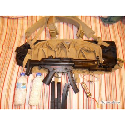 a vendre mp5 airsoft accessoire fusils d 39 assaut 596685. Black Bedroom Furniture Sets. Home Design Ideas