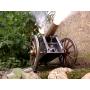 Canon espagnol MORTERO, �chelle 1/7, calibre 0.670