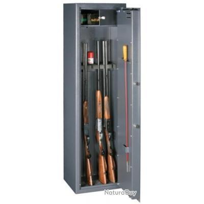 armoire à fusils ranger w 7 a/b s + armes de poing munitions