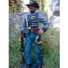 1ST VIRGINIA CAVALRY REGIMENT 1861-1865 , TROOPER , 175 mm = 7 Inches / 1/10th SCALE