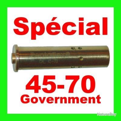 Balle Laser de Réglage PENTAFLEX calibre 45-70 Government SPÉCIFIQUE. Qualité professionnelle.