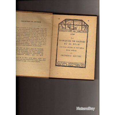la marquise de ganges et sa fille livres historiques et militaria 727071