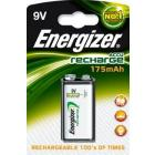 Energizer rechargeable 9V (9 volts) 175mAh