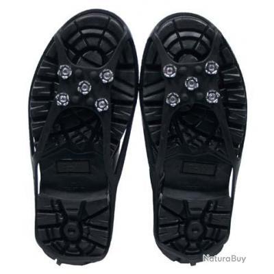 crampon anti verglas sous chaussures accessoires bottes. Black Bedroom Furniture Sets. Home Design Ideas