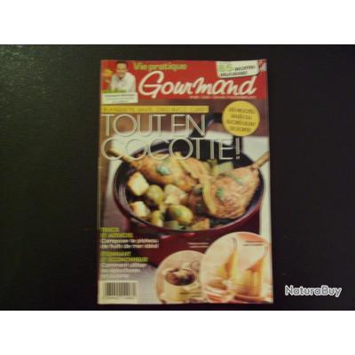 revue de cuisine 85 recettes d licieuses tout en cocotte
