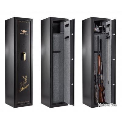 Coffre Fort Premium Buffalo River 7 Armes