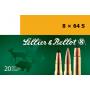 Sellier&Bellot 8 X 64 S HPC 12,7g/196gr