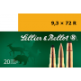Sellier&Bellot 9,3 x 72 R SP 12,5g/193gr