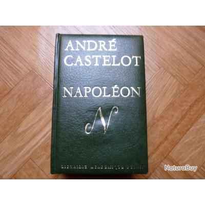 andré castelot napoléon