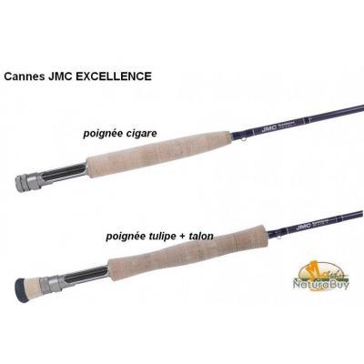 canne jmc excellence 10 39 soie 4 5 4 brins cannes mouche 1063913. Black Bedroom Furniture Sets. Home Design Ideas