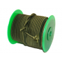 Attelage : �lastique � canards, bobine de 25m diam 4mm