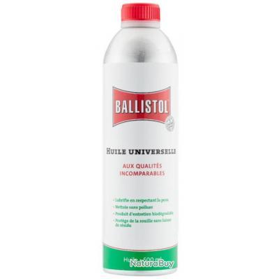BOUTEILLE HUILE UNIVERSELLE 500 ML. - BALLISTOL