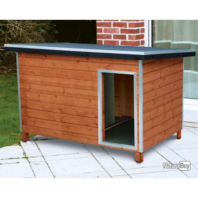 niche chien grand mod le niches 1125117. Black Bedroom Furniture Sets. Home Design Ideas