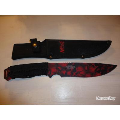Couteau  TACTICAL  M Tech  USA