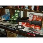 carabine 4,5 GAMO VARMINT STALKER DELUXE NEUVE ,silencieux et lunette 4X32