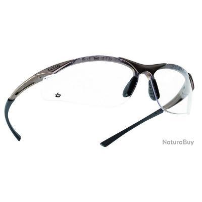 lunette de tir CONTOUR INCOLORE bollé ! chasse, ball trap, protection ! top  promo 3f0854c44122
