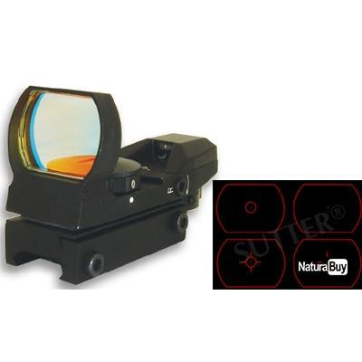 LUNETTE VISEE HOLOGRAPHIQUE RED DOT - 1x22x33
