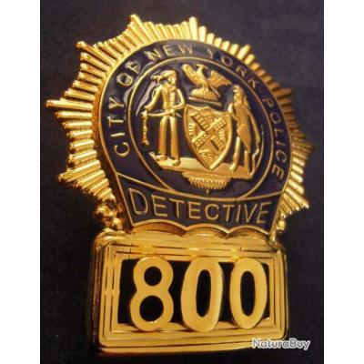 Insigne NYPD Detective