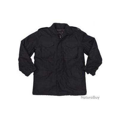 Veste US M65 Couleur Noir Taille XXXL