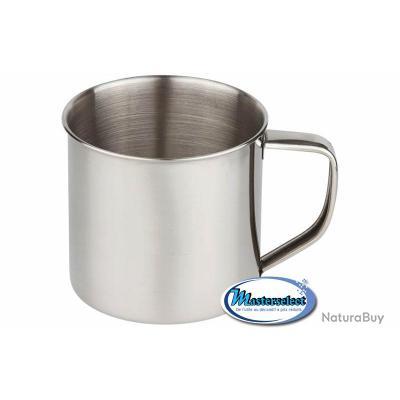 lot de 6 x tasses gobelet verre avec anse pour voyage camping chasse tasse mug 3506106. Black Bedroom Furniture Sets. Home Design Ideas