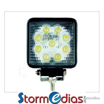 lampe de travail led 27w 2025 lumen angle de diffusion 30 spot lampes 1313453. Black Bedroom Furniture Sets. Home Design Ideas