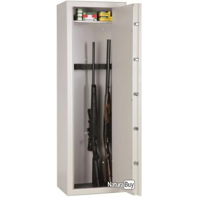 Coffre fort armoire infac first protection 16 armes - Coffre fort fusil ...