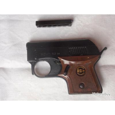 Identification for Pistolet 6mm bosquette