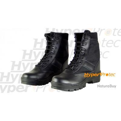 sécurité coquées de Bottes en 45 Chaussures Taille cuir LUqMSVGzp