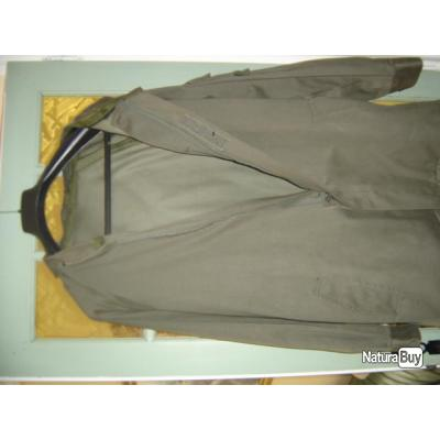 veste impermeable capuche
